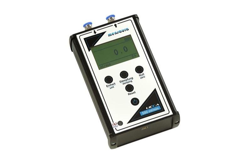 Durchflussmessgerät für die Messung von Flüssigkeiten